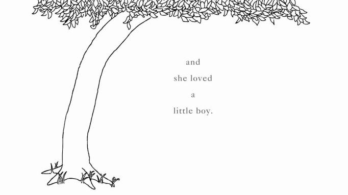 And she loved a little boy very much....